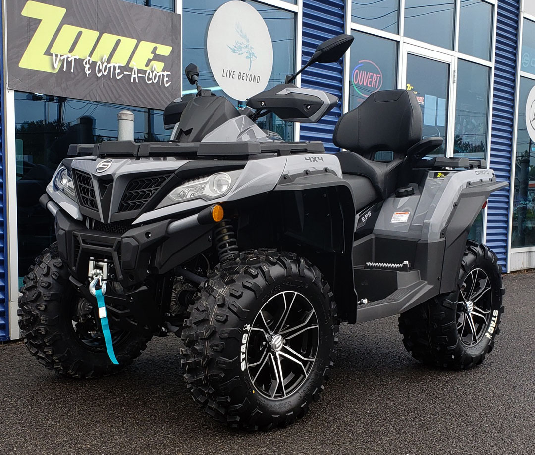 Le QUAD CFORCE 1000 XC 2020 de CFMOTO, un design incroyable !