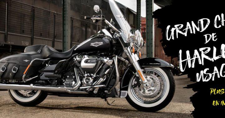 Acheter une Harley-Davidson au Québec une réalité à très bon prix !