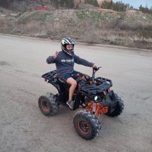 Venom VTT Grizzly 125cc