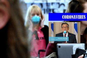 Dr Horacio Arruda, directeur national de santé publique au ministère de la Santé et des Services sociaux du Québec