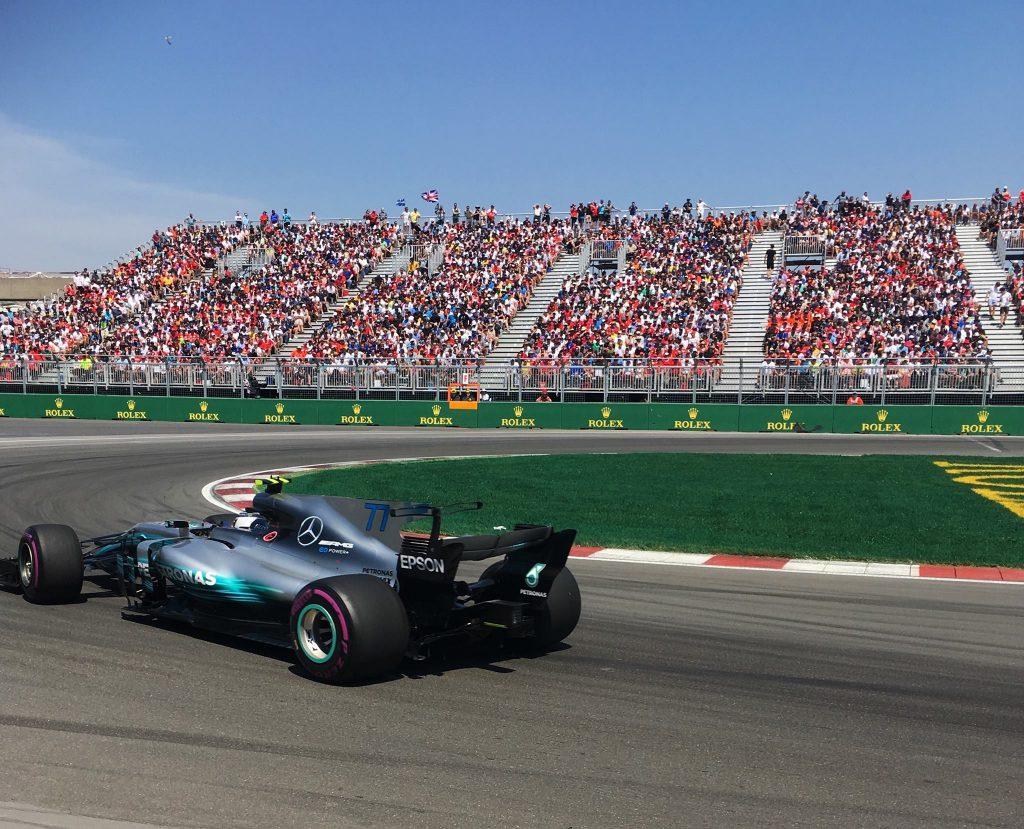 Le Grand Prix du Canada n'aura pas lieu à Montréal en 2021